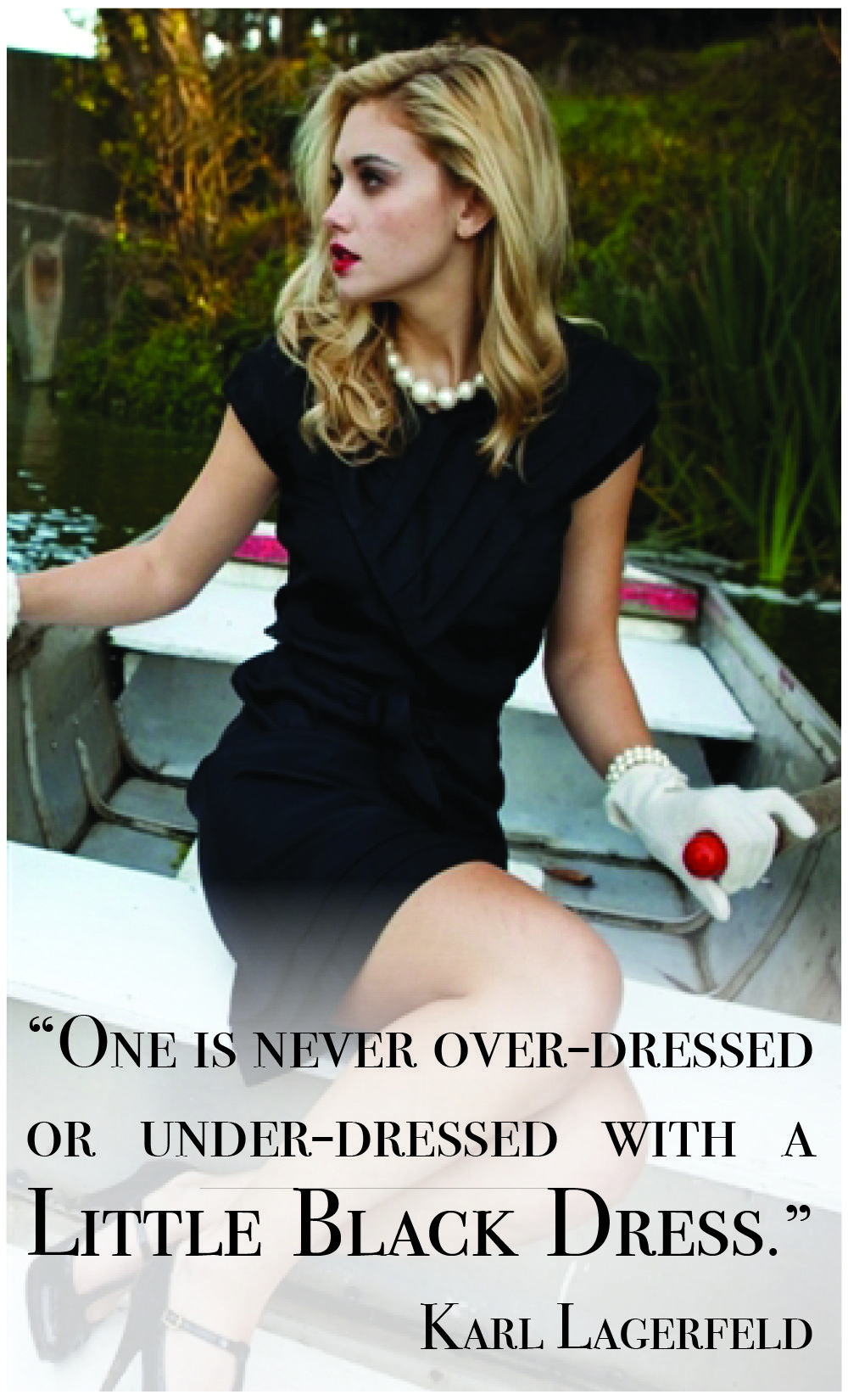 Black dress quotes pinterest - Whenever There Is A Question Regarding What To Wear To An Event I Always Defer To My Little Black Dress You Can Never Go Wrong That S Why I Am Constantly