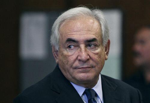 Archivan el caso sobre la supuesta participación de Strauss-Kahn en una violación en grupo