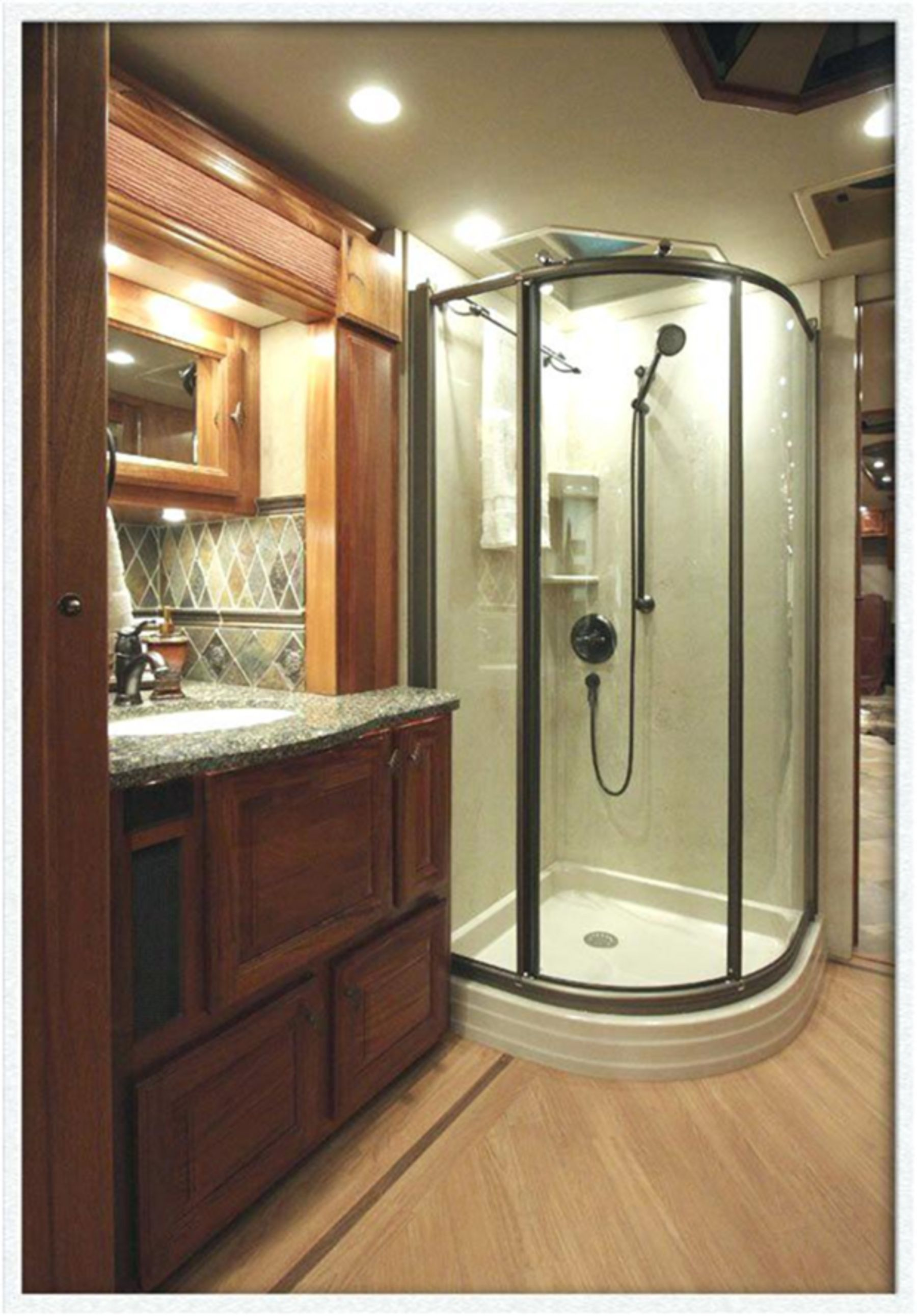 20 Best Rv Bathroom Ideas For Cozy Outdoor Holiday With Images