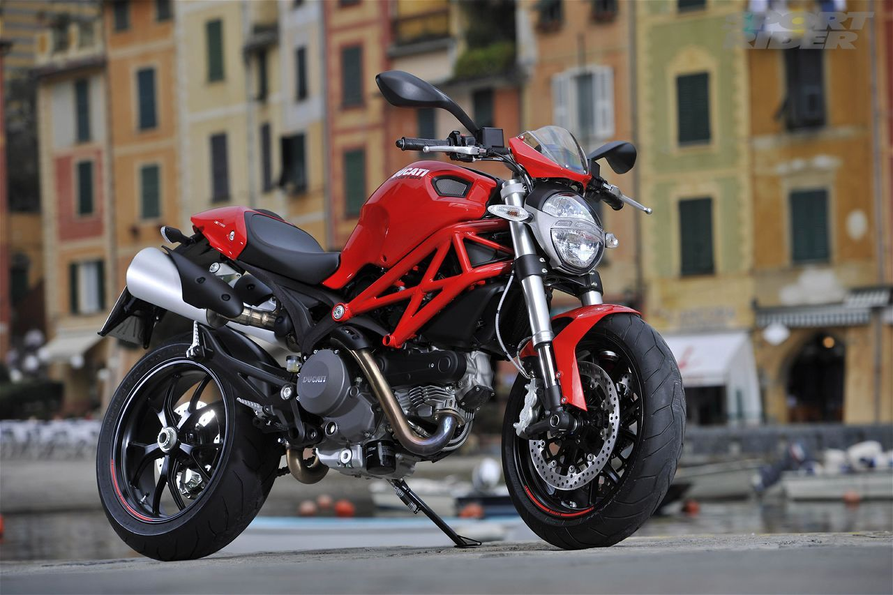 Ducati Monster 796 Wallpaper Hd