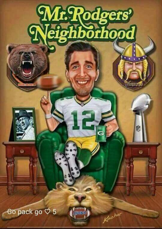 Green Bay Packers Funny Pictures : green, packers, funny, pictures, Green, Ideas, Packers,, Packers, Football