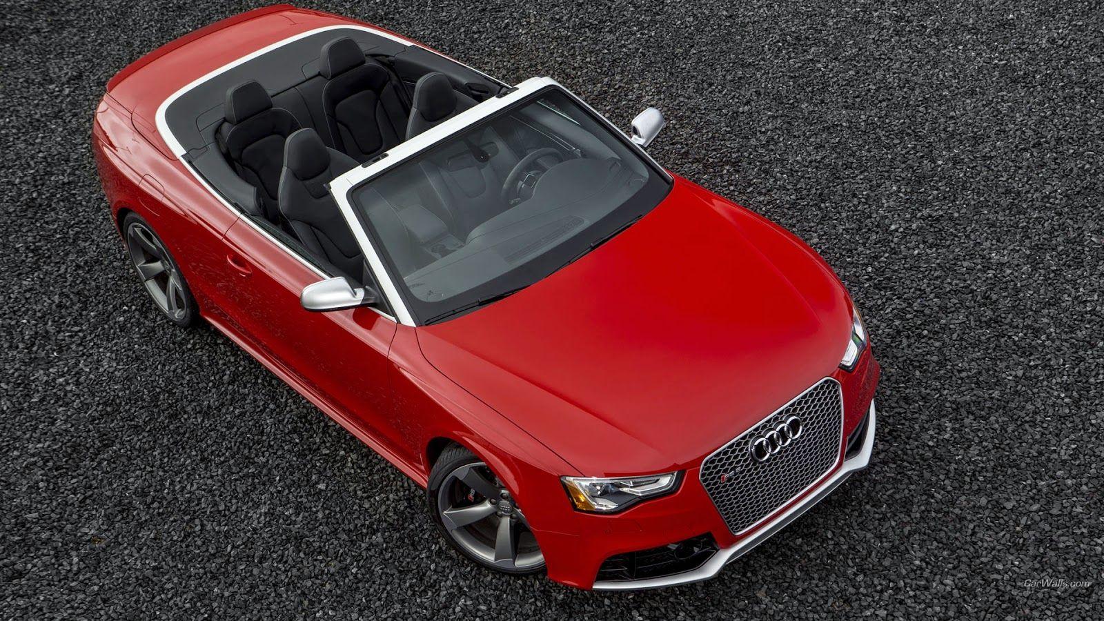 Audi Rs 5 A5 Cabrio Wallpaper Hd Free Wallpapers Audi Rs Audi Cars Audi