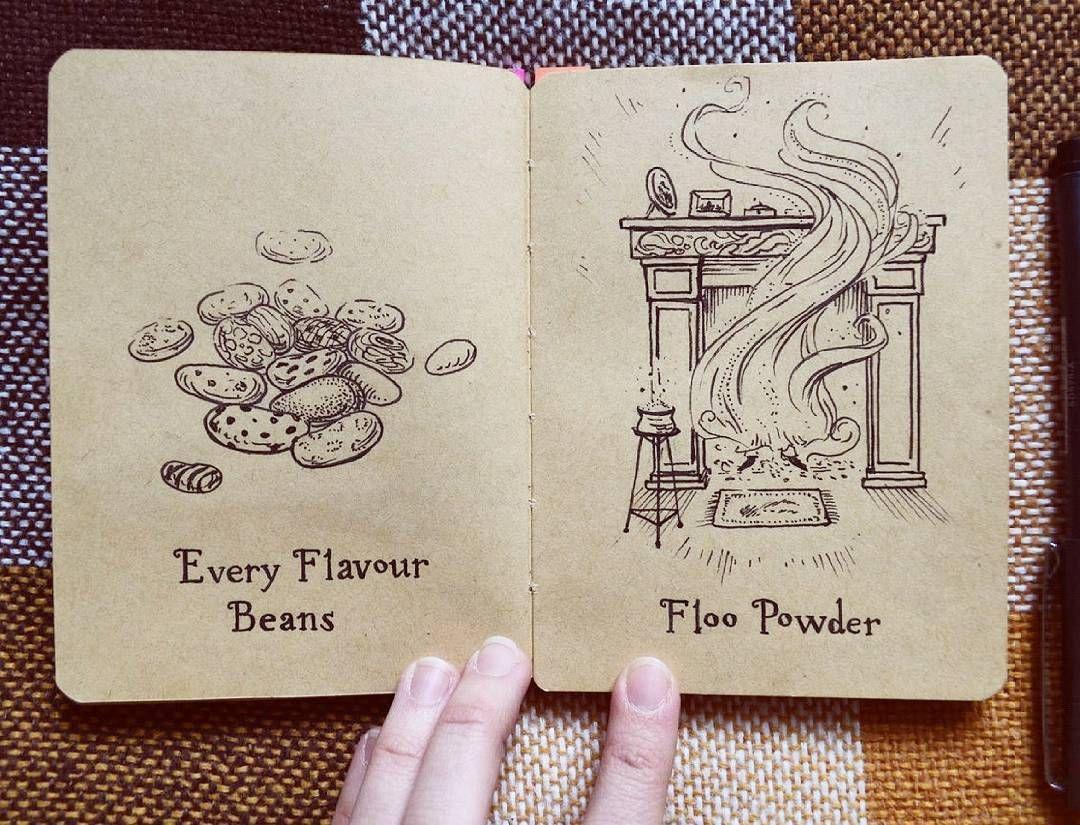 Pin By Sergey Kulikov On Harry Potter Harry Potter Sketch Inktober Sketch Book