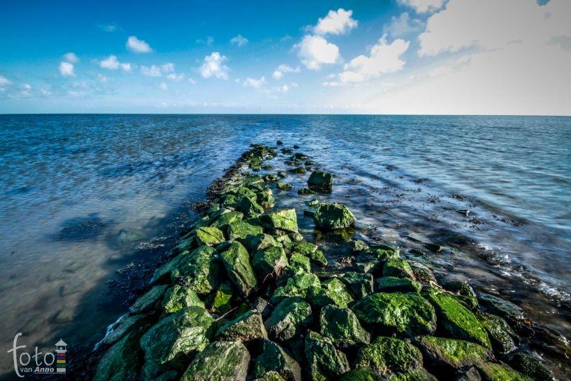 Waddenzee door Foto van Anno op www.1920hd.nl