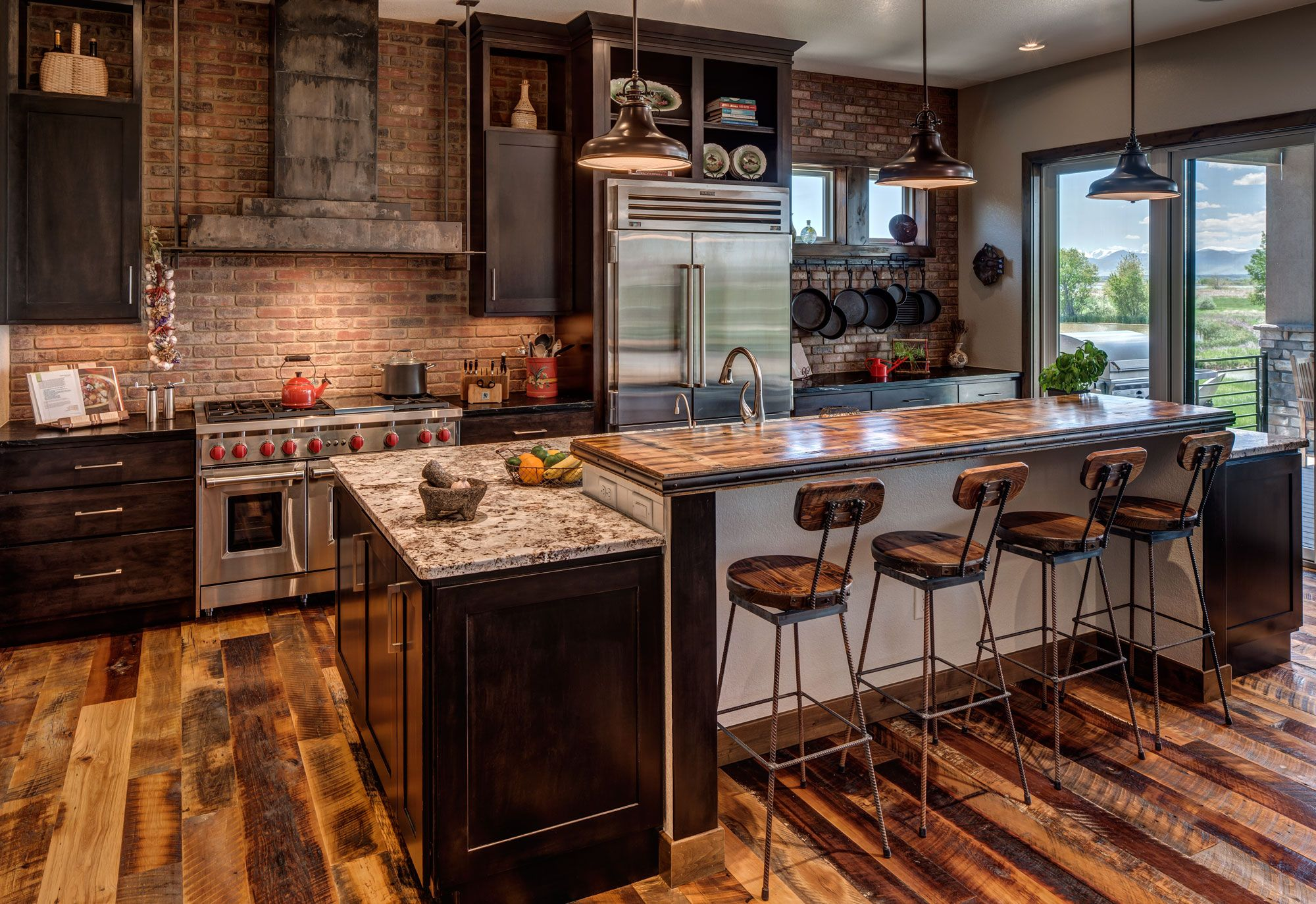 kitchen-35 - schroll cabinets | house and home | pinterest