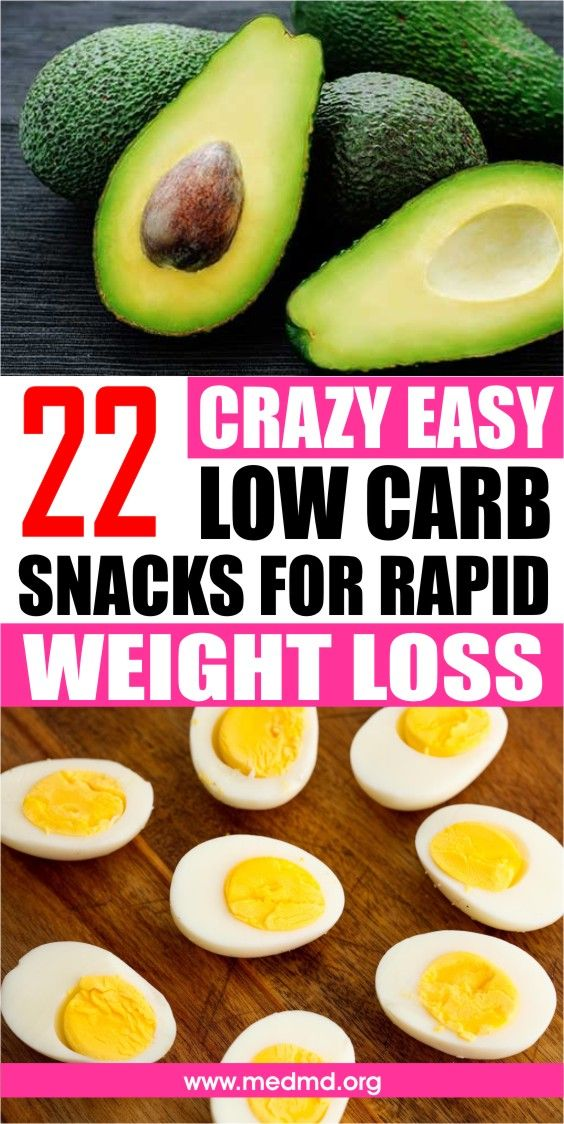 22 Crazy Easy Low Carb Snacks for Rapid Weight Loss
