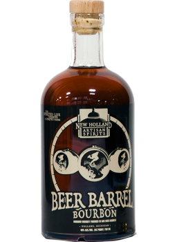 Beer Barrel Bourbon via Caskers
