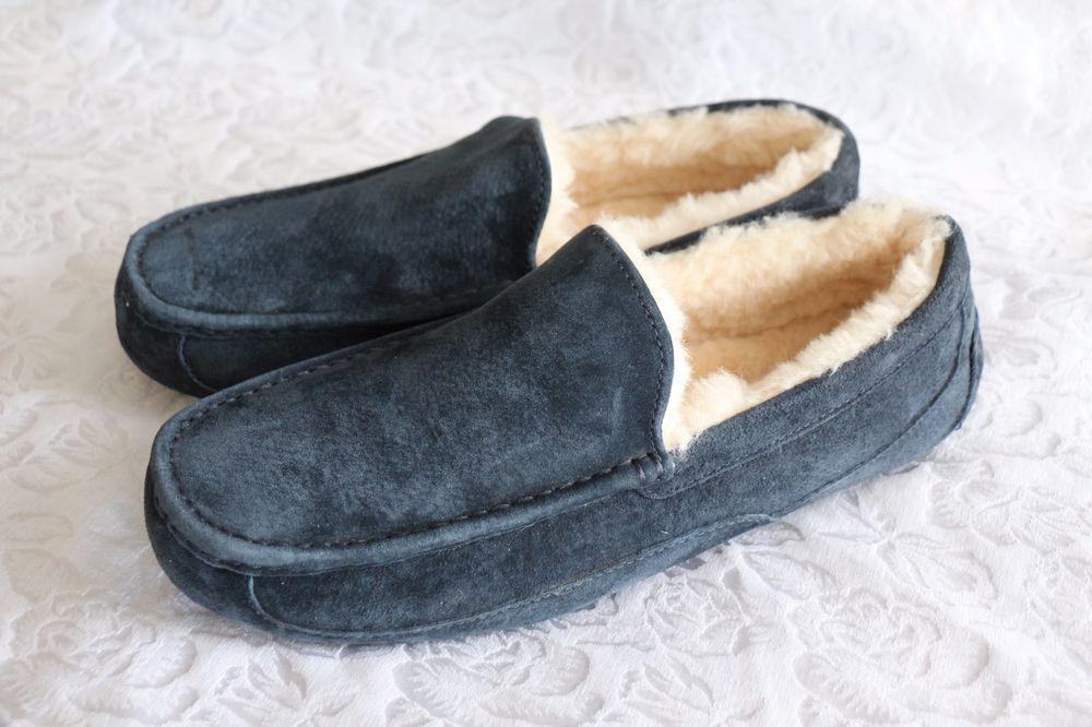 ugg australia ugg australia ascot suede slippers