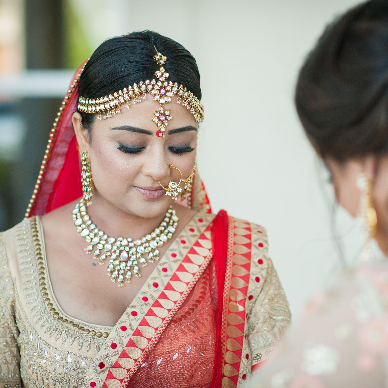 Indian Bridal Makeup Bridal Makeup Indian Bridal Hair Bridal Hair South Asian Bridal Make Indian Bridal Hairstyles Indian Bridal Makeup Asian Bridal Makeup