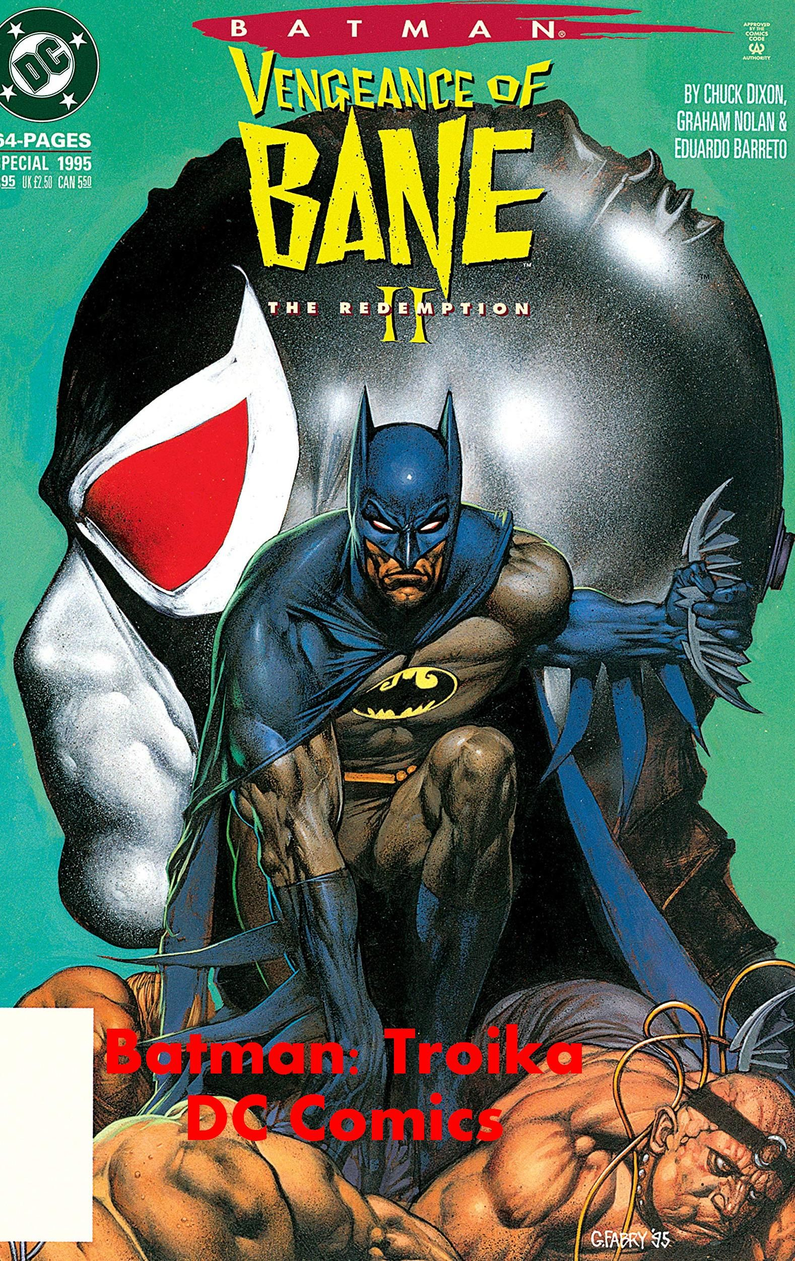 Batman Troika Batman Comic Books Comics Batman