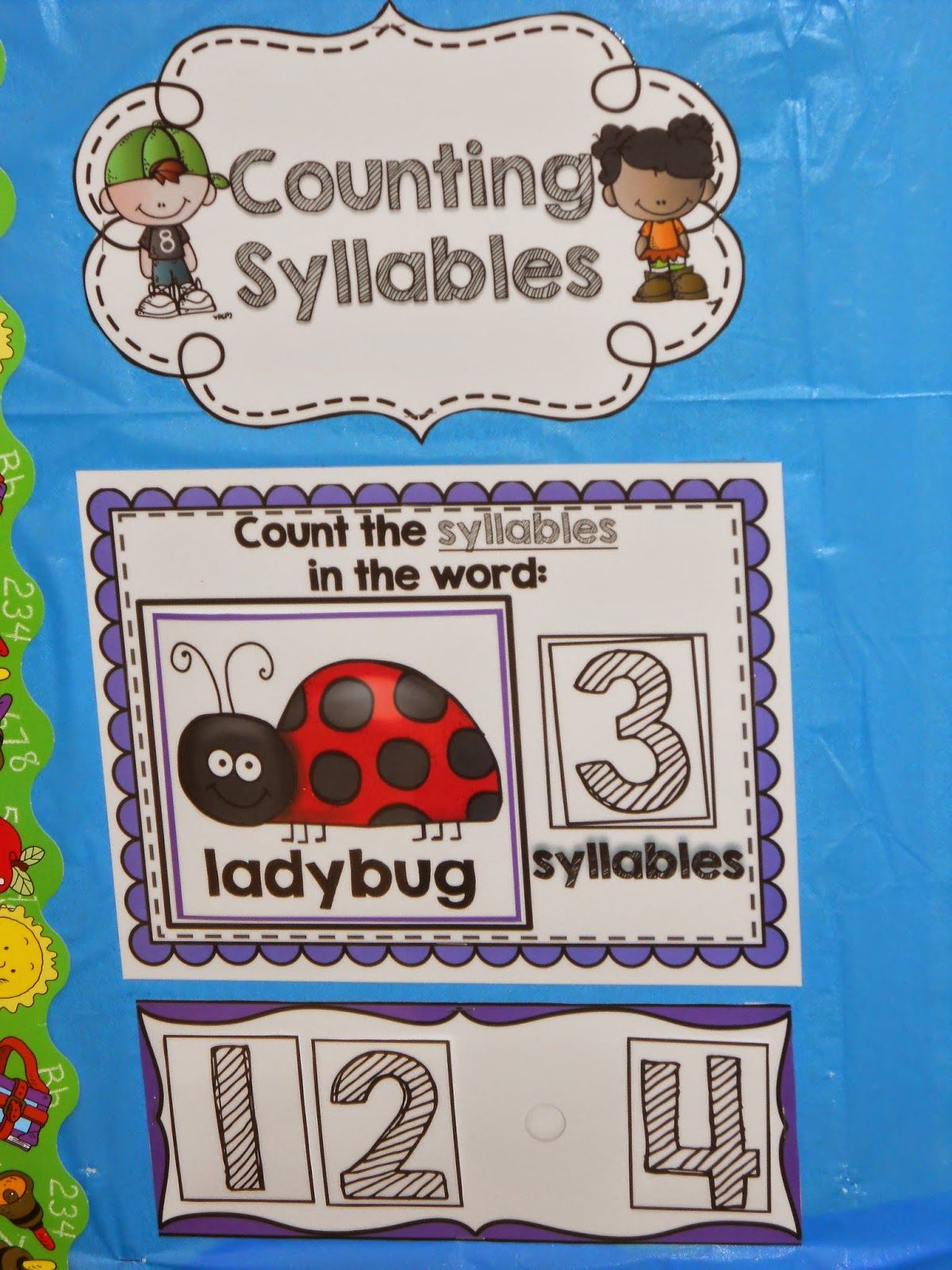Word Works Daily Reading Skills Routine For Kindergarten