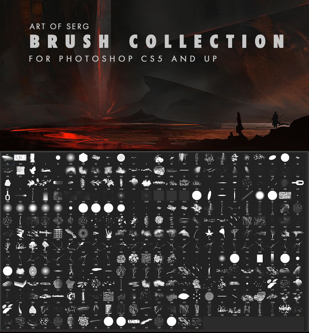 Free photoshop brushes for illustrators and concept artist lens free photoshop brushes for illustrators and concept artist baditri Images