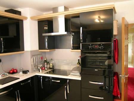Modelos de Cocinas Empotradas Pequeñas para Apartamentos | pelliza ...