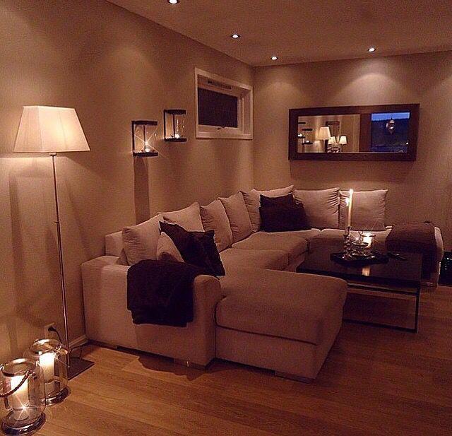 Super Cozy Den Decoration Interieur Appartement Deco Maison Idee Deco Maison