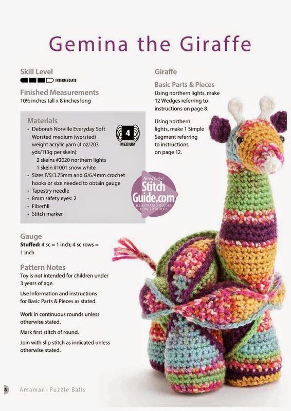 Amamani Puzzle Balls (Annie\'s Crochet) | keni | Pinterest ...