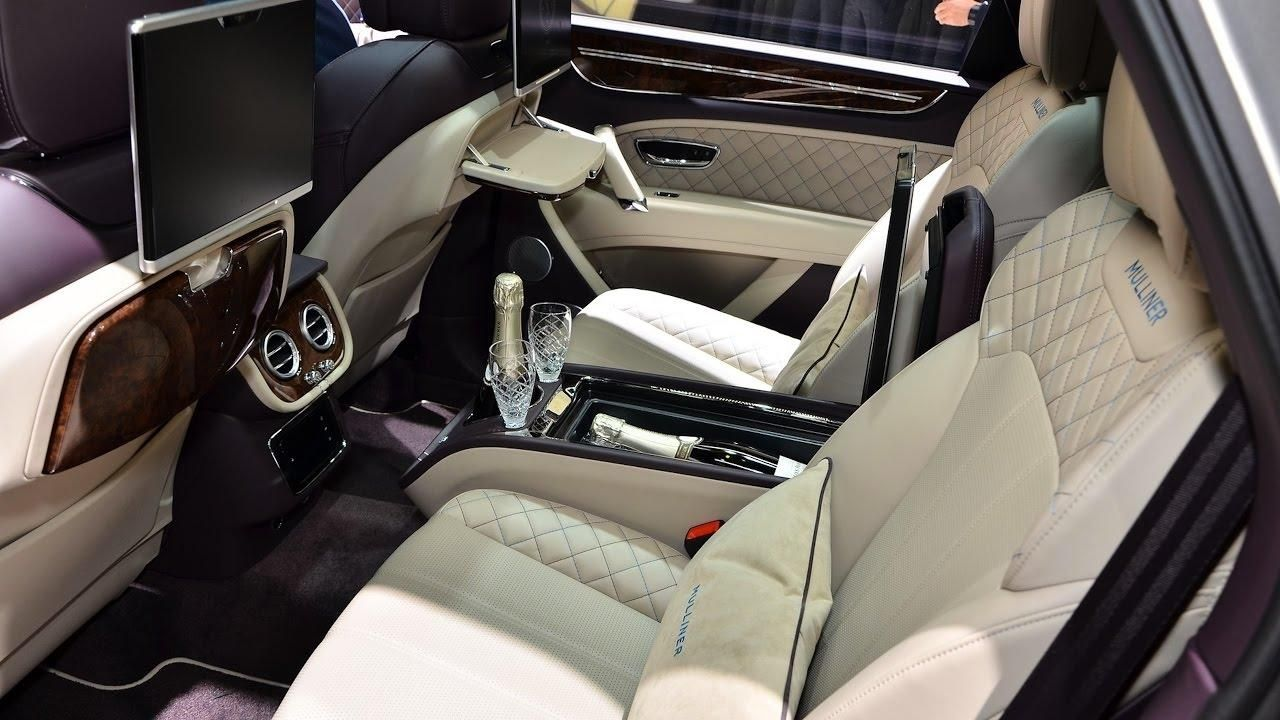 2018 Bentley Bentayga: Mulliner Version, Changes, PRice >> 2018 Bentley Bentayga Mulliner Stunning Interior Youtube