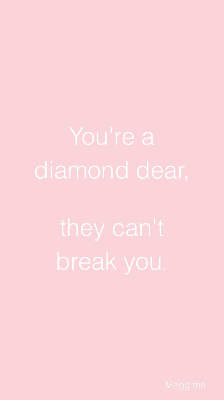 Pretty Inspirational Iphone Wallpapers From Megg Me Wallpaper Iphone Quotes Pretty Wallpapers Free Iphone Wallpaper