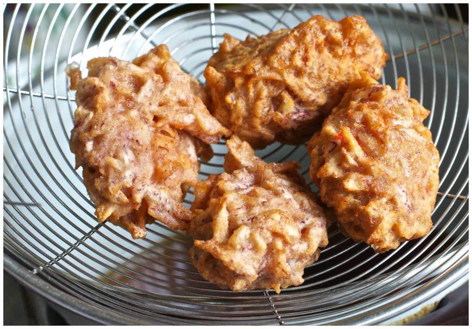Uyen Keladi Goreng Taro Cake Resep Resep Masakan Indonesia Resep Masakan
