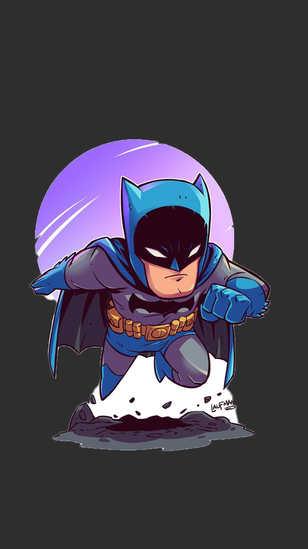 Batman Animated Art Iphone Wallpaper Batman Cartoon Batman Wallpaper Superhero Wallpaper