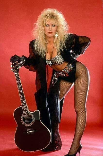 Lita Ford | A Musical Odyssey (You Ought To See ...