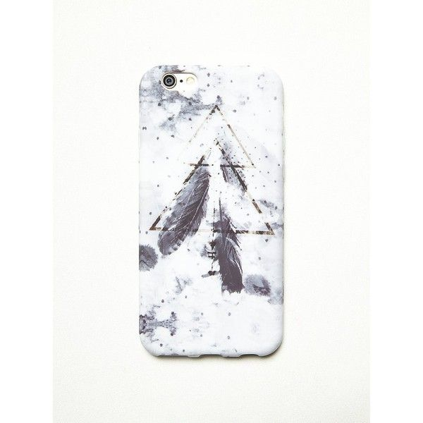 Free People Rubber iPhone 4/5/5C/6 Case (€26) liked on
