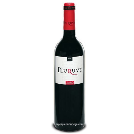 Muruve Roble Do Toro Botellas De Vino Vino Tinto Vinos