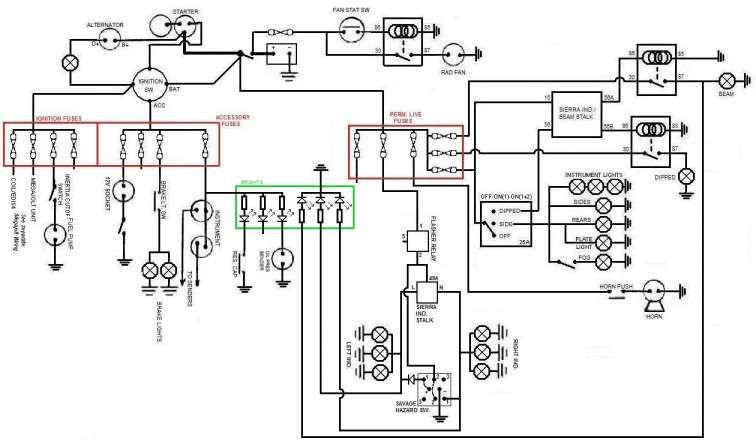 15 Basic Kit Car Wiring Diagram, Kit Car Wiring Diagram