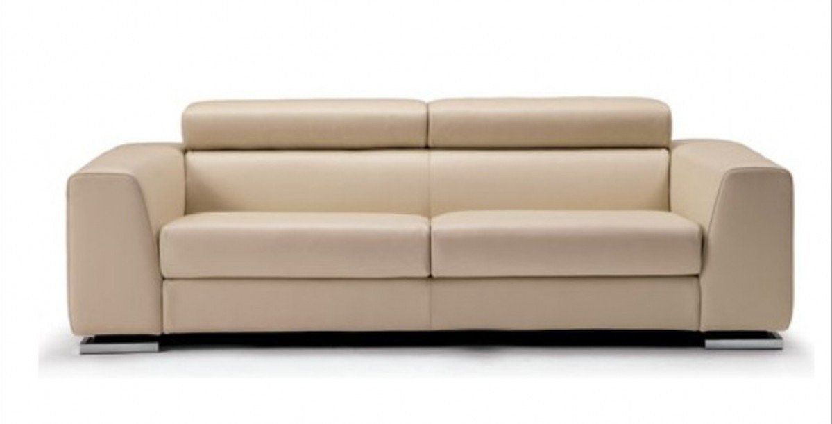 Contemporary Beige Italian Leather Sofa Set Leather Sofa Set Italian Leather Sofa Contemporary Leather Sofa