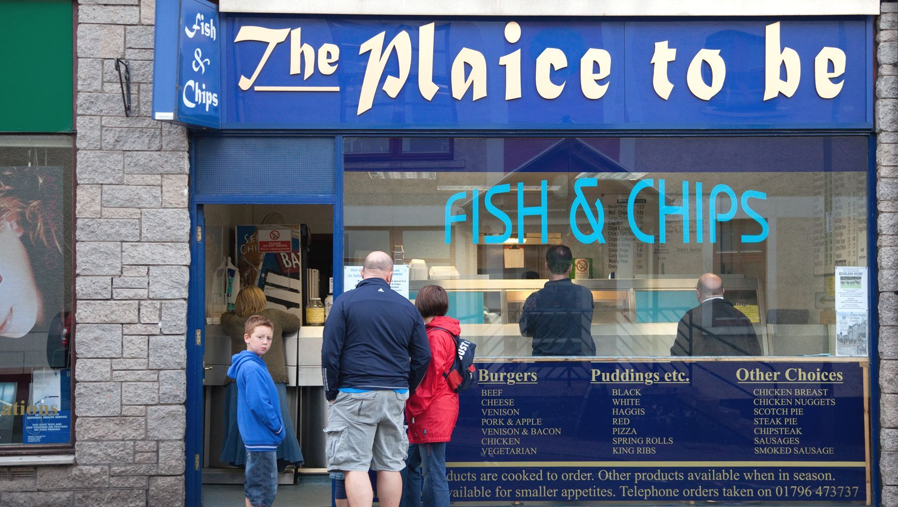 Rick Steves: Eating on the cheap in expensive Europe  Call us at 403-255-6707 and we can get you to London for those fish and chips you crave!