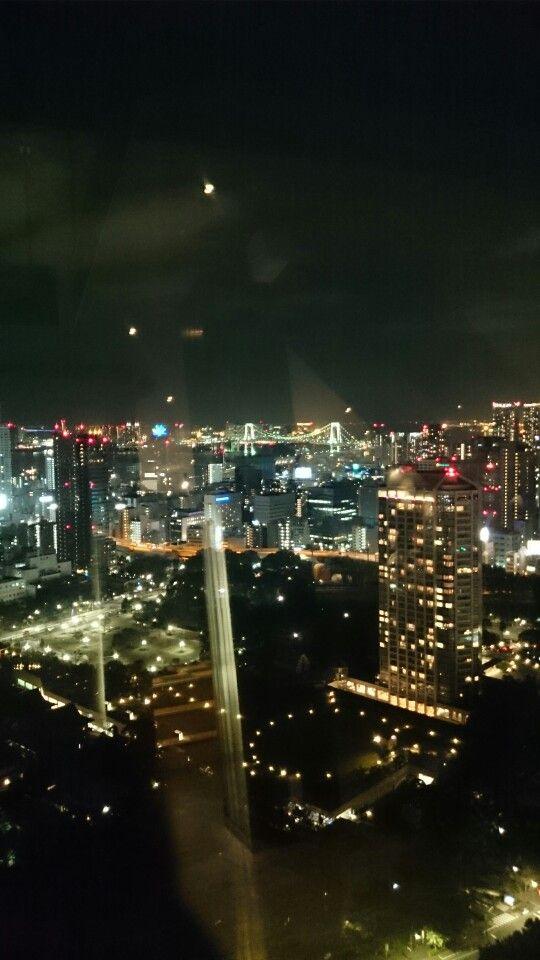 東京タワー展望台