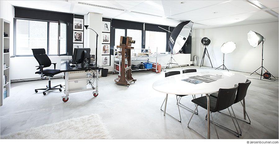 Фотостудия как офис