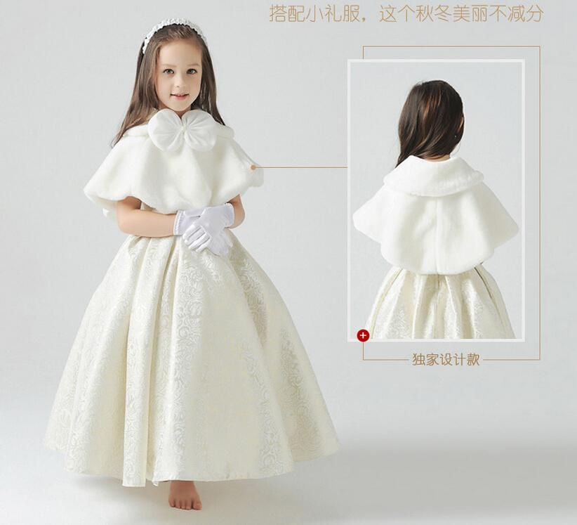 Image result for 2016 winter flower girl dresses