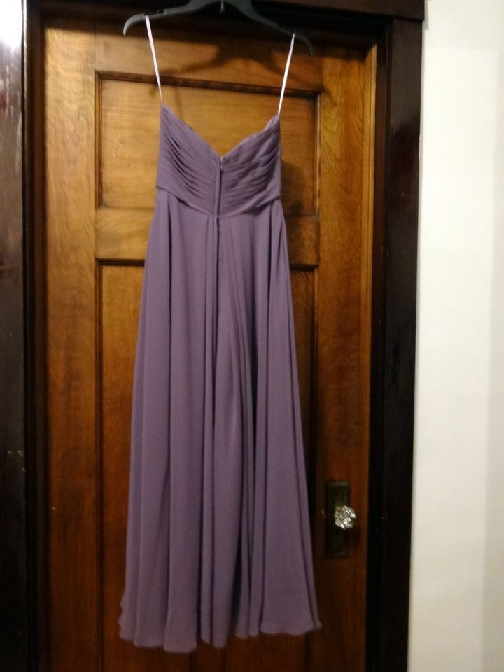 Allure bridals twilight soft purple polyester 1221