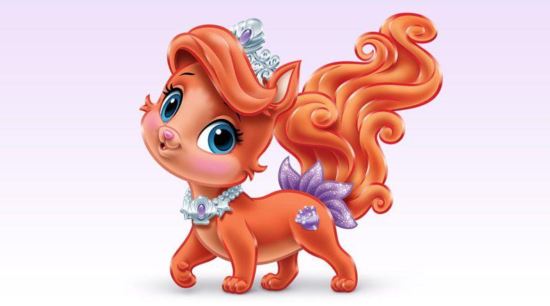 Treasure Ariel S Kitty Disney Princess Pets Disney Princess
