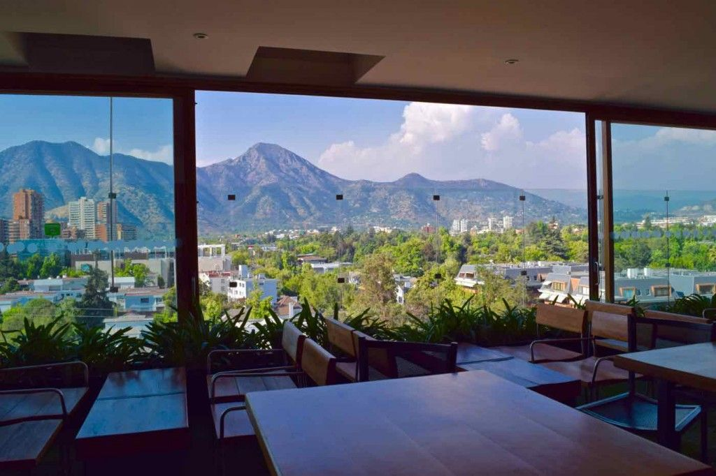The Noi Hotel Offers 5 Star Luxury In Upmarket Vitacura Neighbourhood Of Chile S Capital Santiago I Popped By To Check It Out