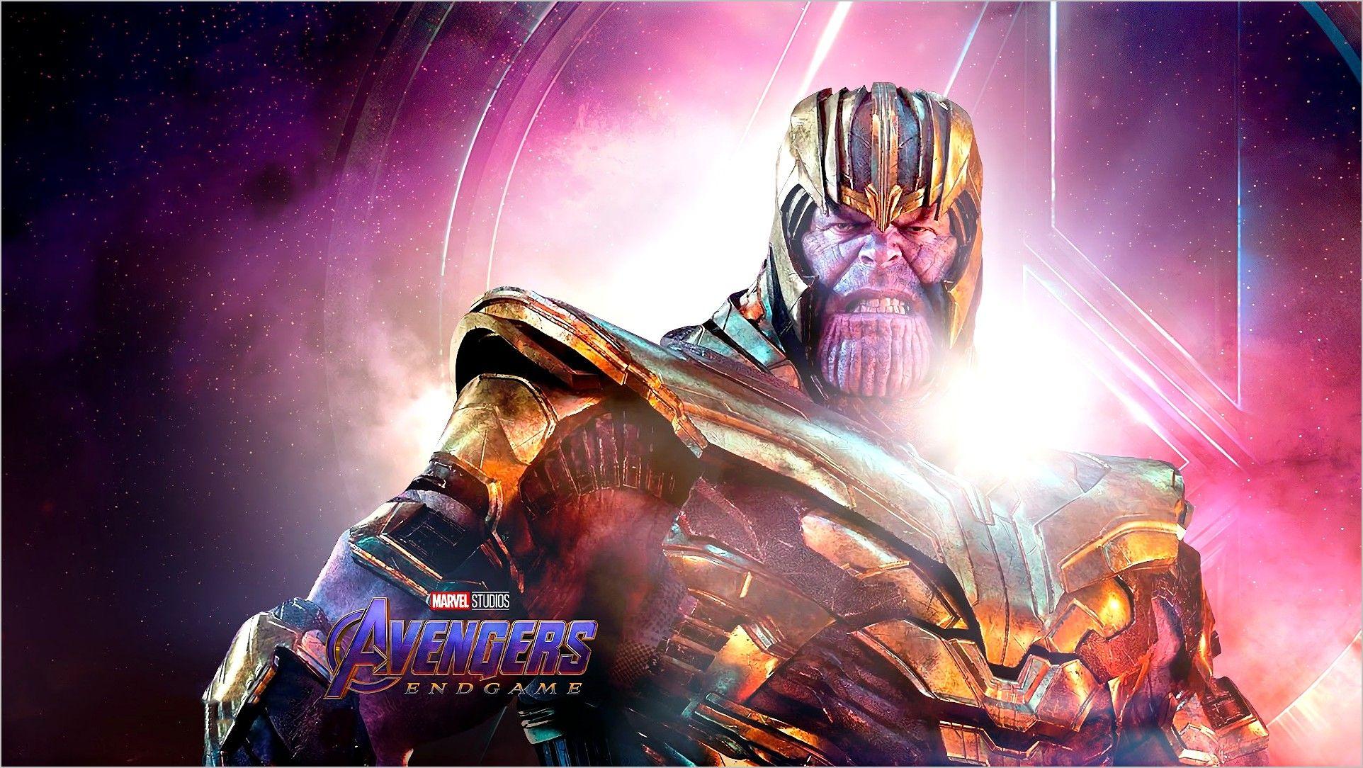 Thanos 4k Wallpaper Dual In 2020 Avengers Wallpaper Wallpaper New Avengers