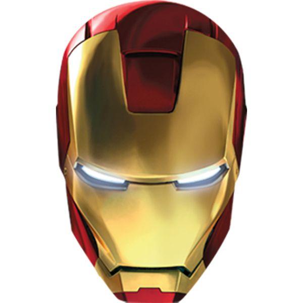 Mascara Iron Man Para Colorear Buscar Con Google Iron Man Para