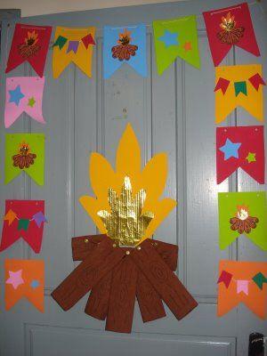 Decoração De Festa Junina Para Sala De Aula Cempa