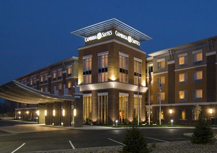 Akron Canton Airport Hotels Cambria Suites Hotel In Uniontown Oh
