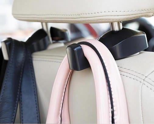 Car Head Rest Hanger Hook (set of 2)