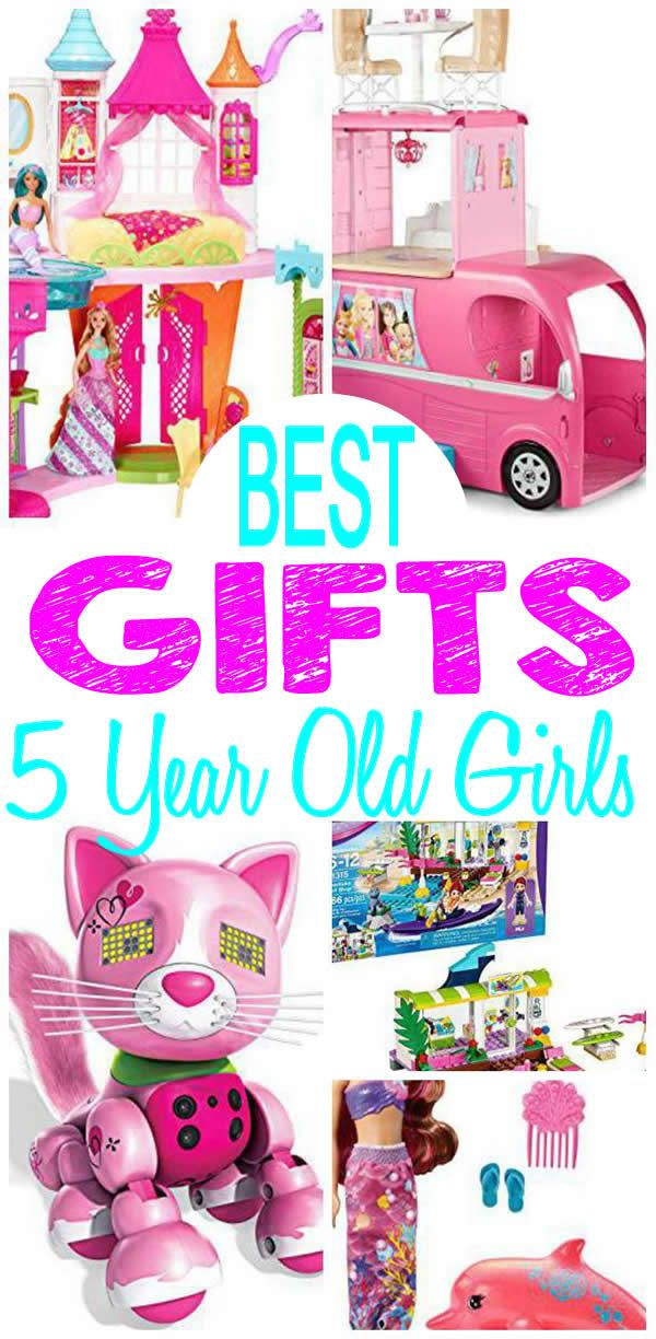 Time For Christmas Gifts BEST 5 Year Old Girls