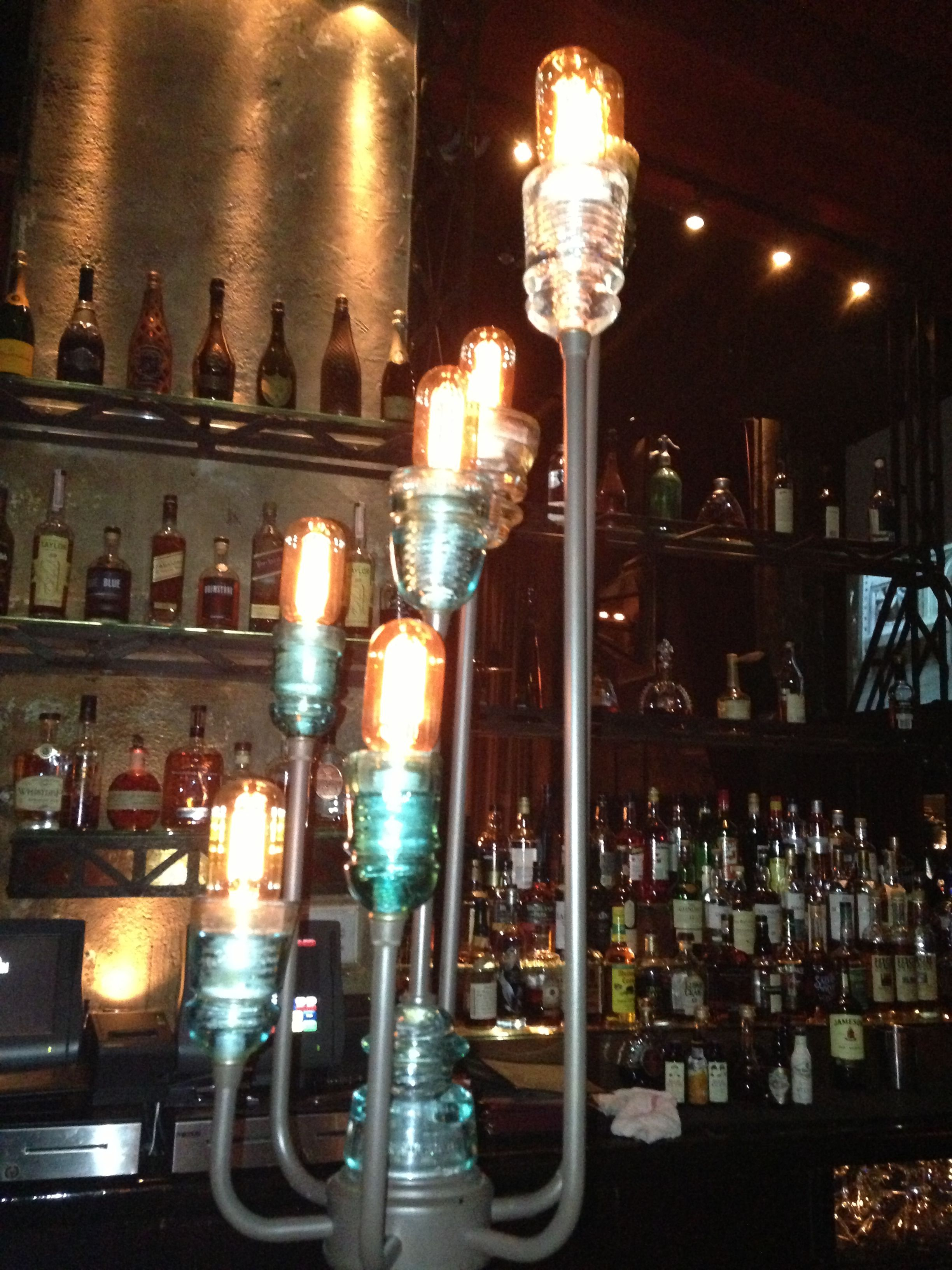 cool bar lighting - Edison bulbs | bar ideas | Pinterest | Bulbs and ...