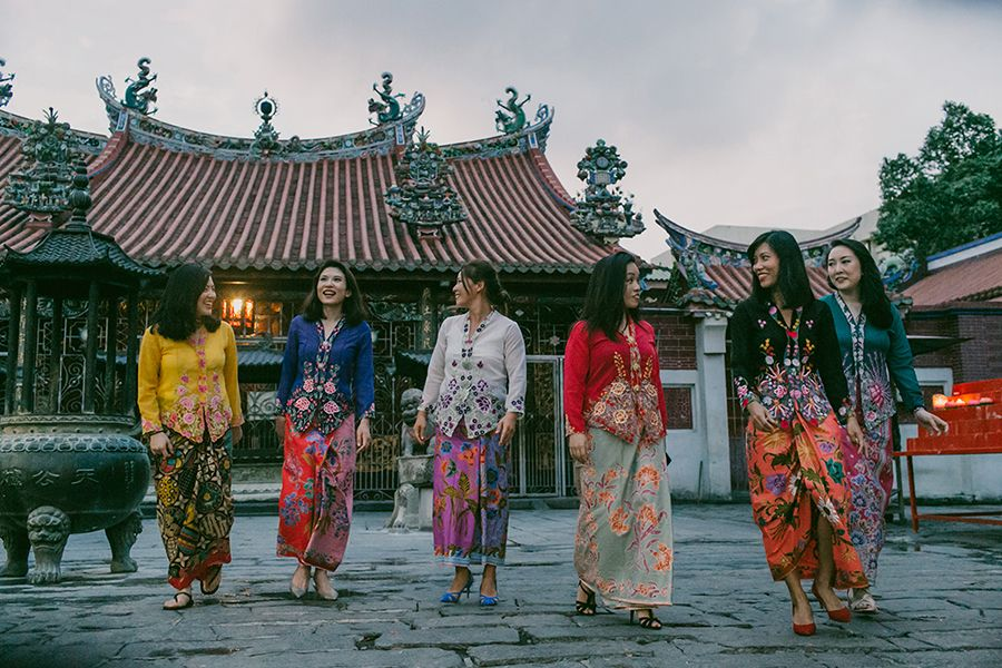 Stephanie's PeranakanStyle Bachelorette Party in Penang