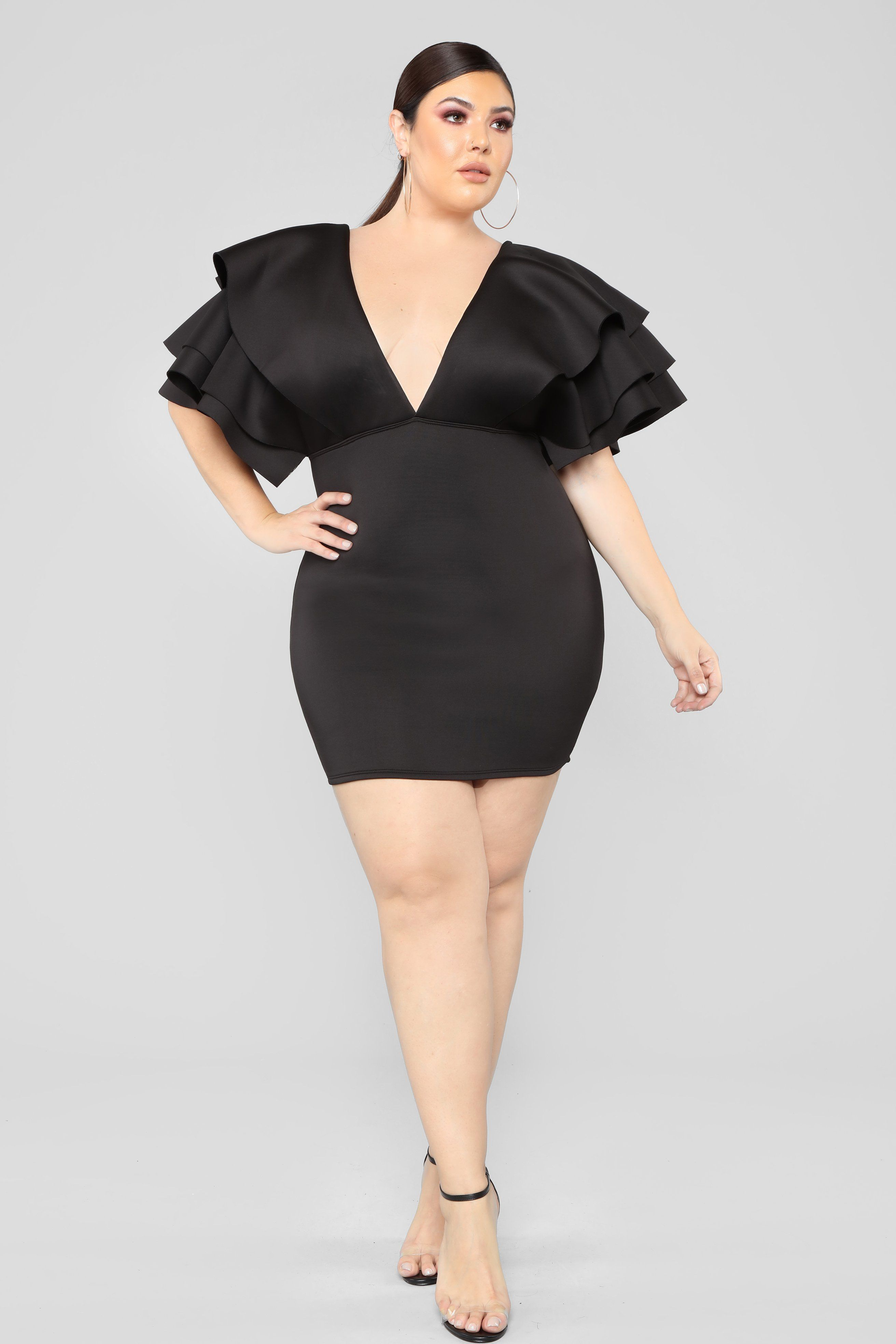 e4277fc570 After Party Affair Mini Dress - Black in 2019 | Fashion Nova ...