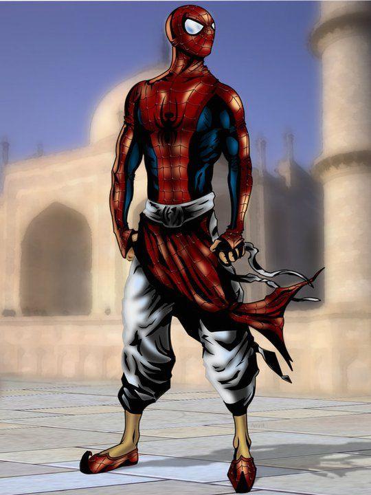 Indian Spiderman