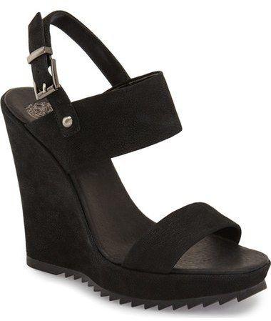 Vince Camuto 'Garadin' Wedge Sandal (Women) - $77.37