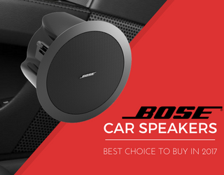 Bose Car Speakers >> Best Bose Car Speakers For Your Car In 2017 Http Caraudiodetail
