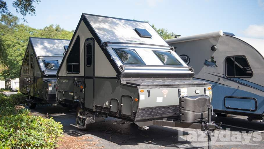 Check Out This 2019 Forest River Rockwood Premier A A122sesp