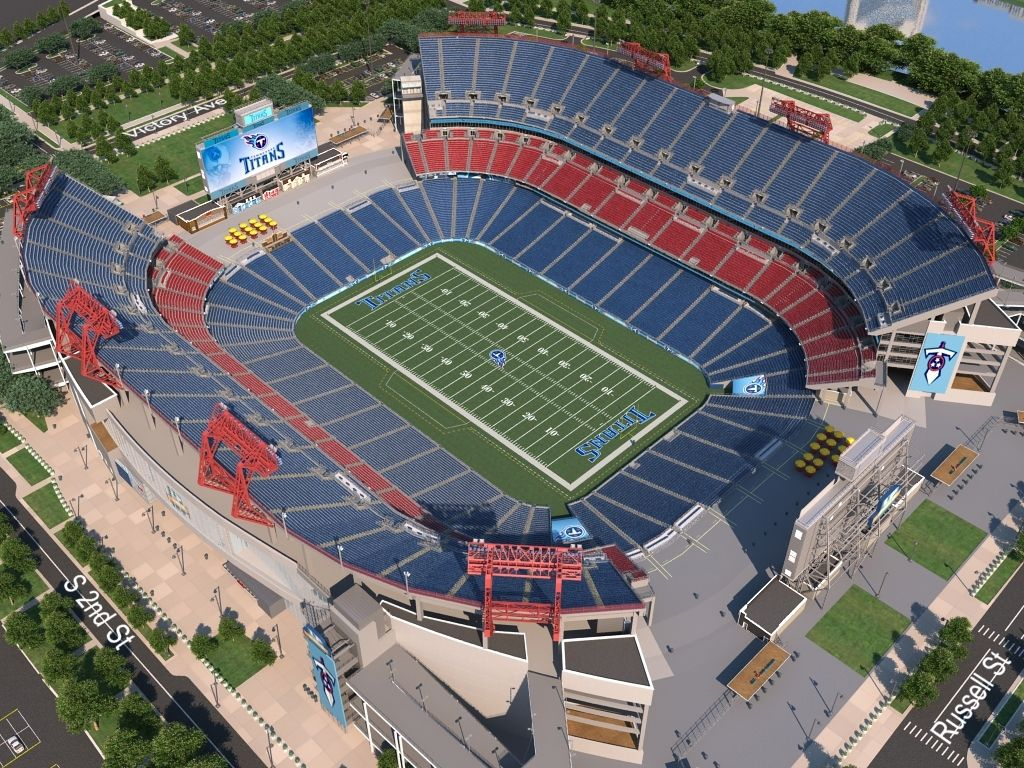 what is the name of the tennessee titans stadium
