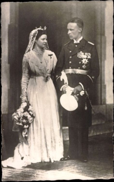 Prinz Sigismund Von Prussen Und Prinzessin Charlotte Agnes Von Sachsen Altenburg Royale Hochzeiten Braut Portraits Braut